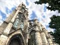 Imposante Kirche