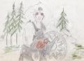 Dunmer in Skyrim <br> (von GoldenGirl)