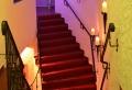 Treppe und Beleuchtung