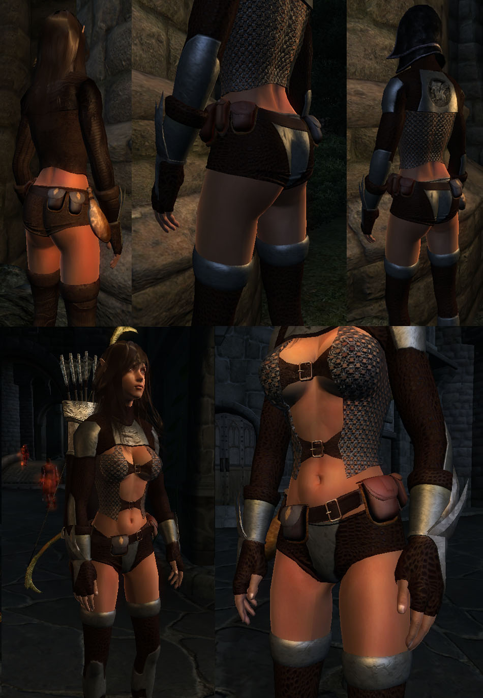 Nude mod oblivion adult pics 30