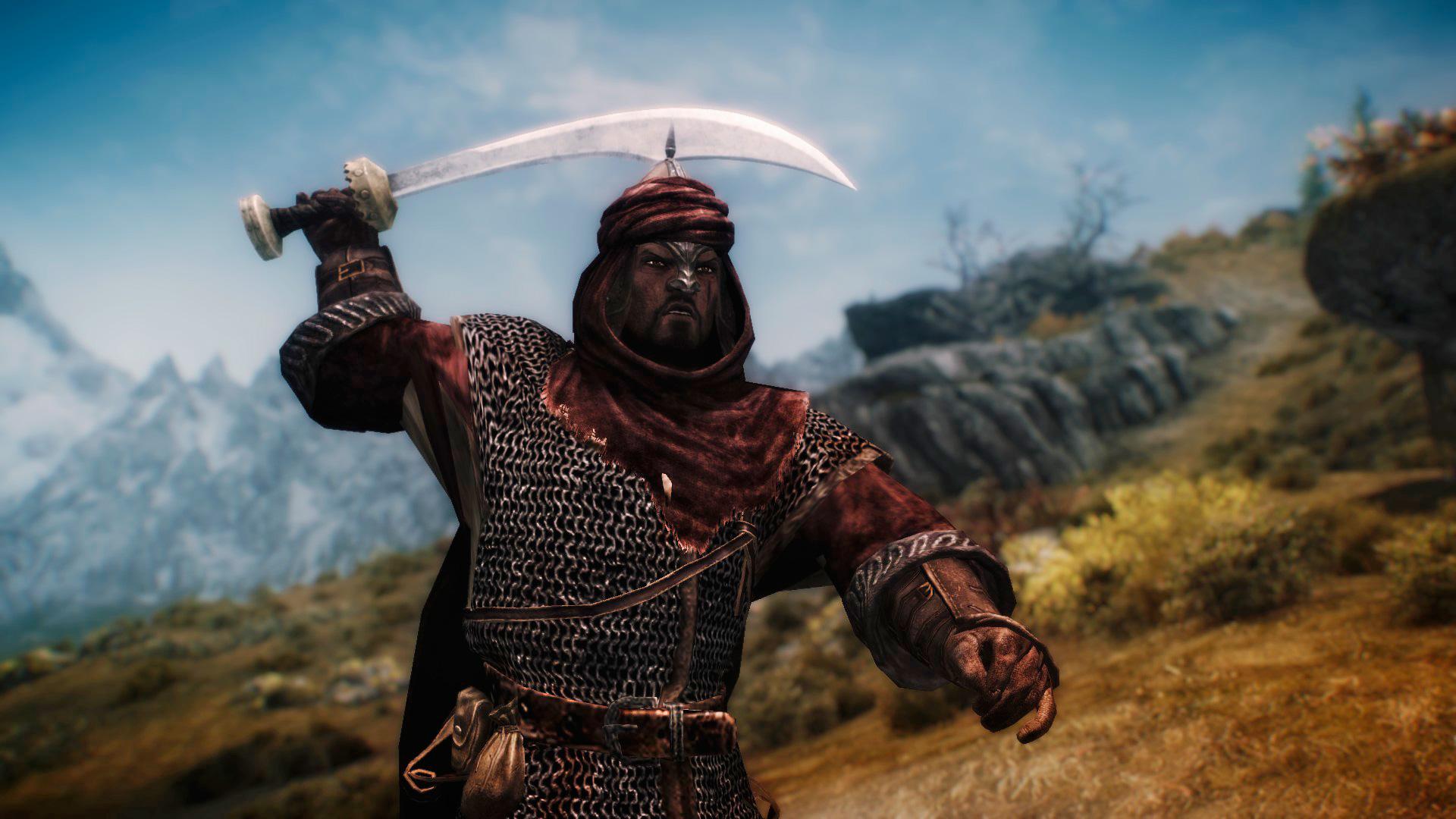 Skyrim, Oblivion, Morrowind - World of Elder Scrolls ... Elder Scrolls Online Redguard Names
