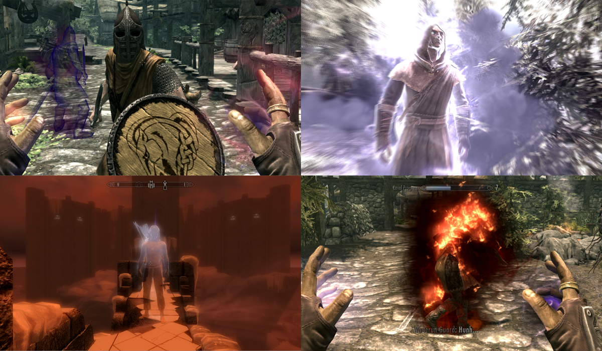 Skyrim, Oblivion, Morrowind - World of Elder Scrolls - Skyrim ...